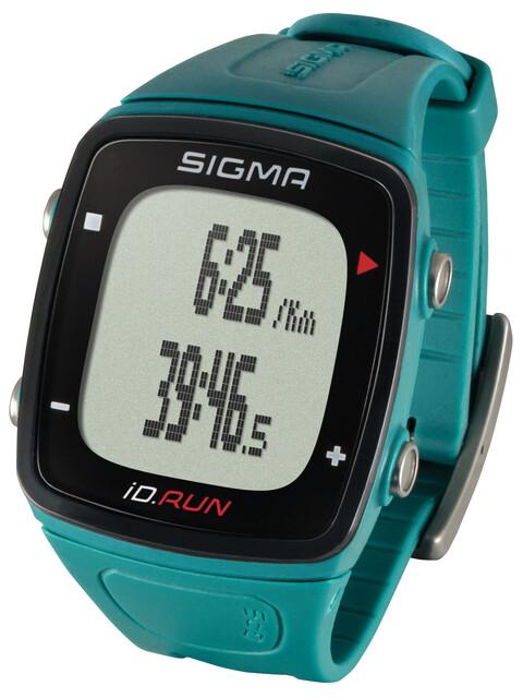 SIGMA SPORT ID.Run Sportuhr lindgrün